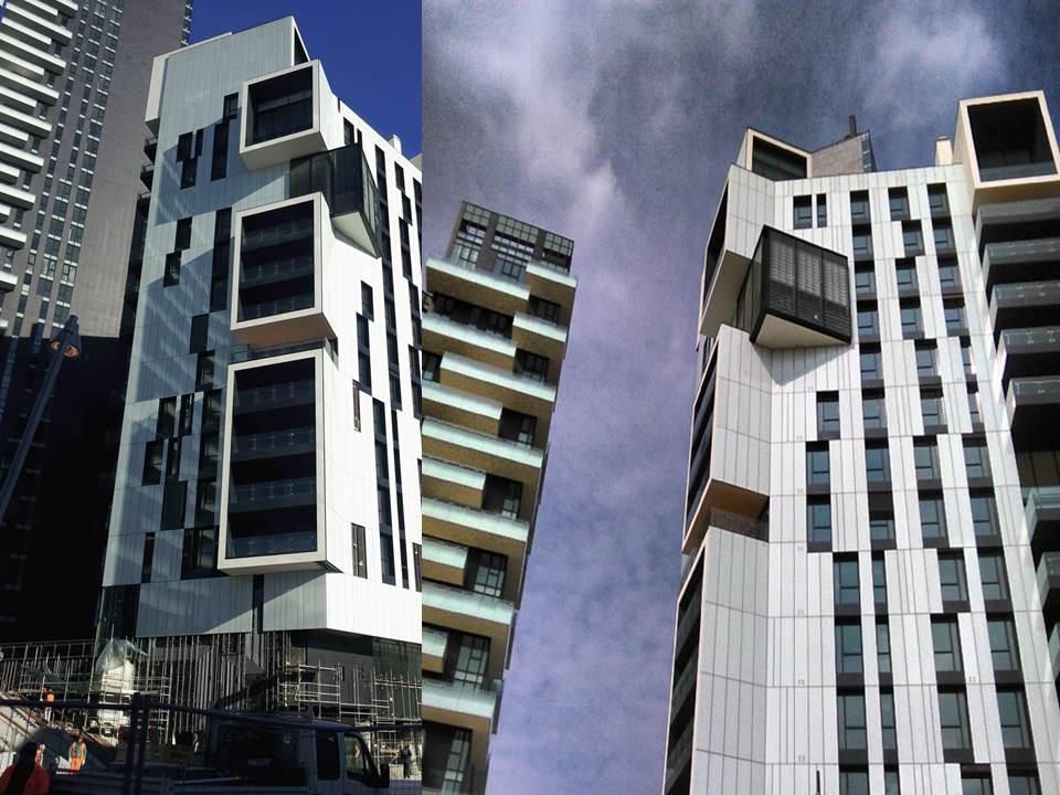 Quartiere isola vs porta nuova girogirotondo manoxmano - Residenze di porta nuova ...