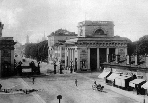 Con il tram 9 lungo le tappe della liberazione - Farmacia porta venezia milano ...