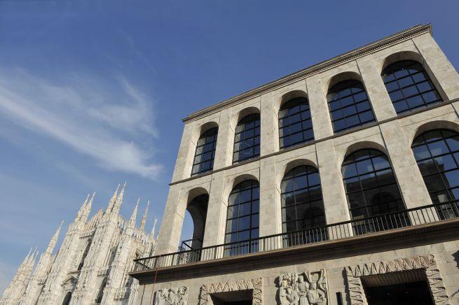 museo del novecento 900 milano