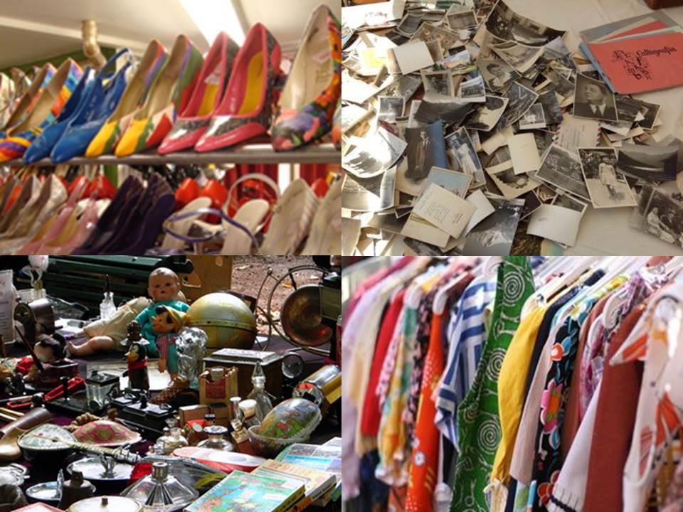 Anche milano ha il suo mercatino delle pulci manoxmano for Il mercatino milano