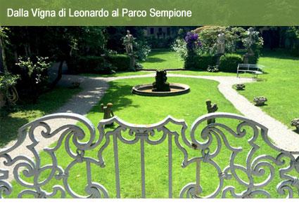 Aster per le famiglie: Dalla Vigna di Leonardo al Parco Sempione
