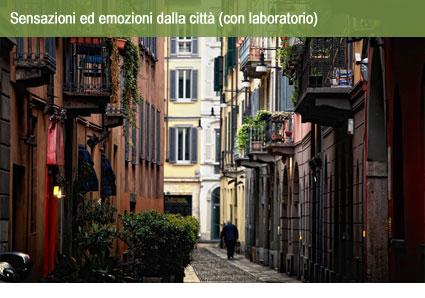 Aster per le scuole: Sensazioni ed emozioni dalla città (con laboratorio)
