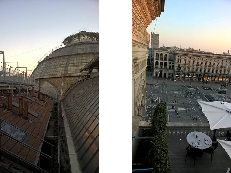 highline galleria piazza duomo