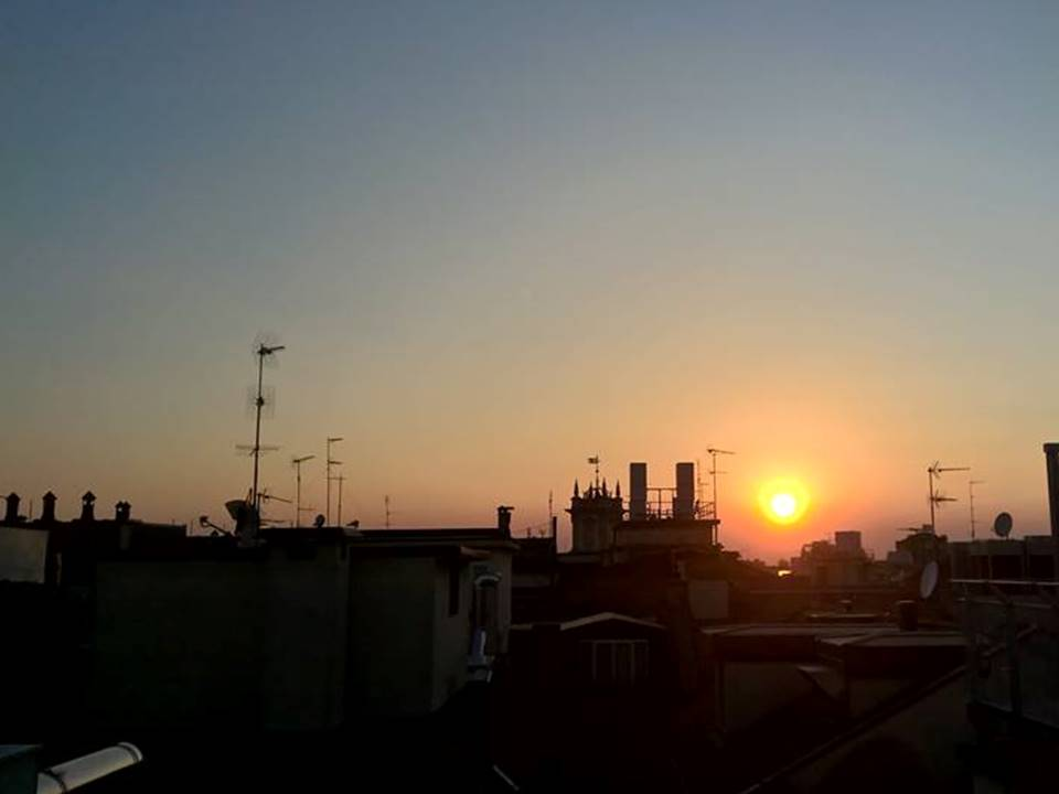 highline galleria tramonto