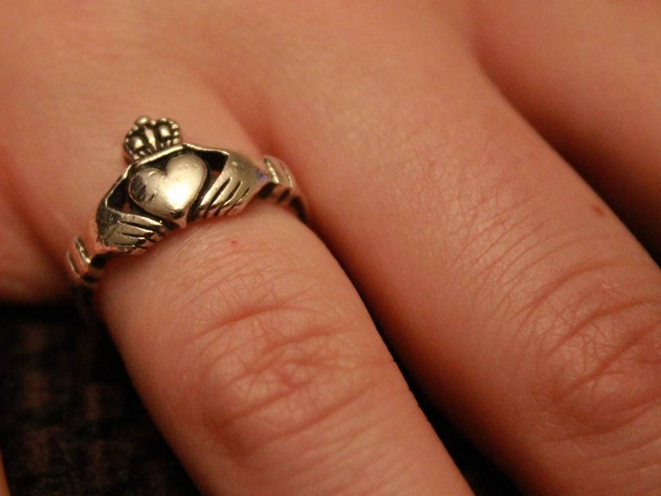 claddagh ring san valentino