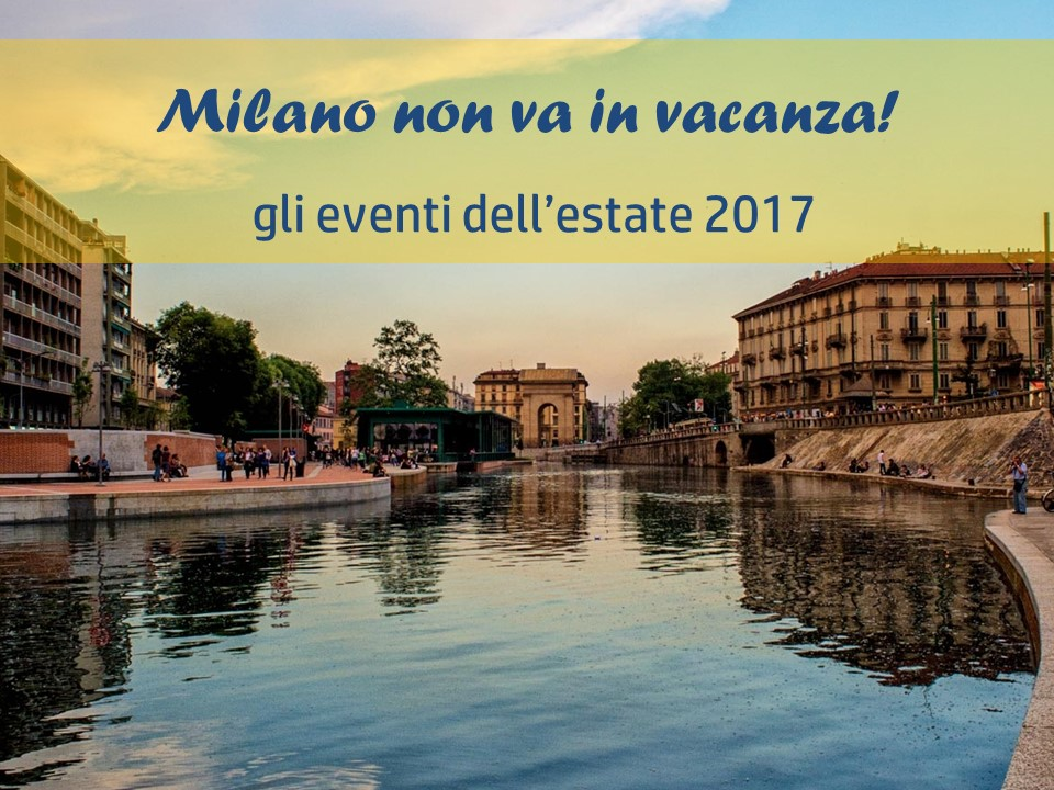 eventi dell'estate