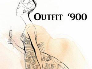 outfit 900 moda